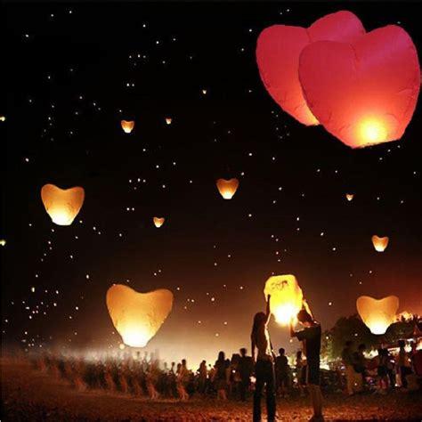 flying wishing lantern this started