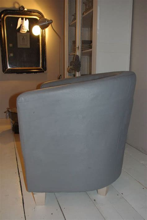 comment peindre un fauteuil en simili cuir