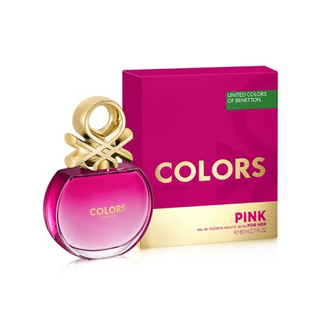 colors of pink colors de benetton pink benetton perfume a new fragrance