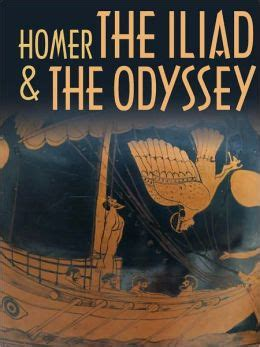 the odyssey picture book the iliad and the odyssey homer best version