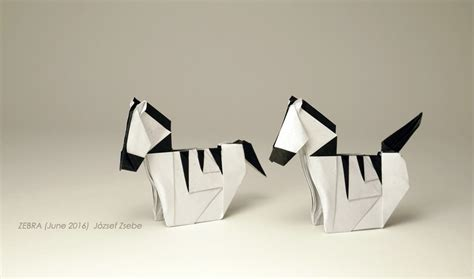 origami zebra origami safari 26 beautiful animals made out of paper