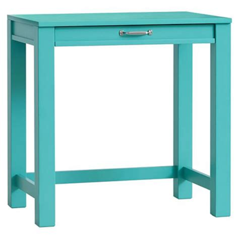 small space desk stack me up small space desk everything turquoise