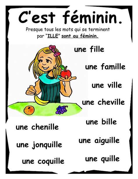 masculin ou f 233 minin fle s 248 k franskundervisning masculin f 233 minin ties