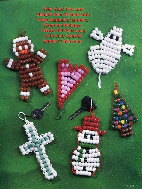 pony bead projects beading easy with pony pattern craft book projects
