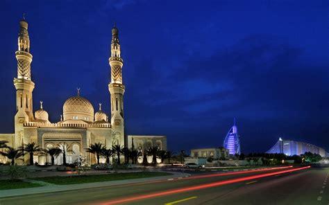 Dubai Hd Pic 1440x900 jumeirah mosque desktop pc and mac wallpaper