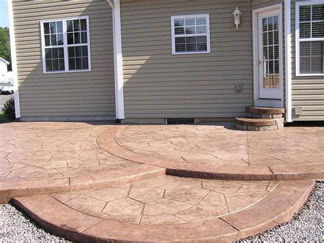 cement patio ideas best cement patio ideas outdoor furniture