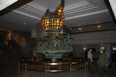 30 unseen inside pictures of statue of liberty