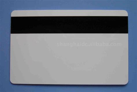 how to make a magnetic card white magnetic stripe card view white magnetic stripe