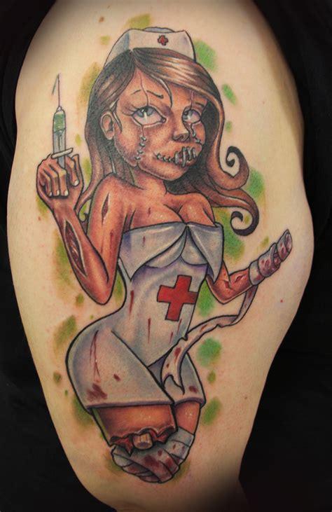douglas billian zombie nurse