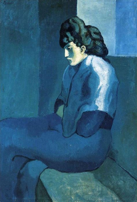 picasso paintings images blue period picasso blue period arte