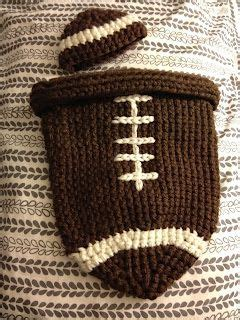 should i learn to knit or crochet 1000 ideas about football baby blankets on