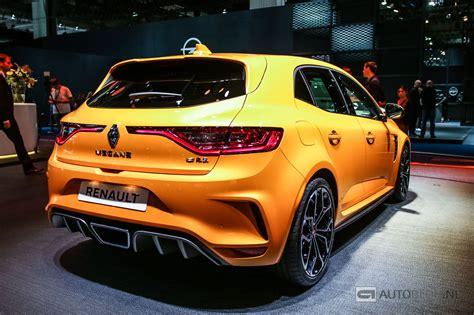 Renault Megane Rs by Renault M 233 Gane Rs Is De Nieuwe Fwd Fransoos Autoblog Nl