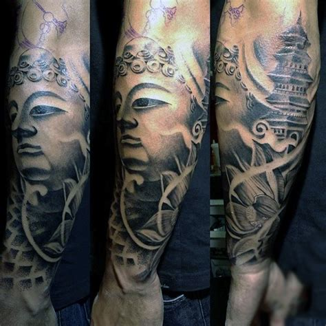 100 buddhist tattoos for men buddhism design ideas