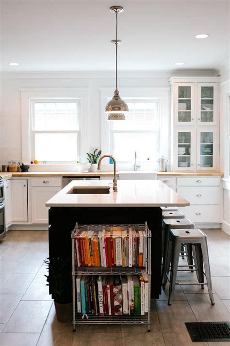 Metal Backsplash For Kitchen 15 unique kitchen ideas for storing cookbooks