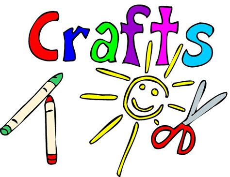 pictures of crafts craft clipart