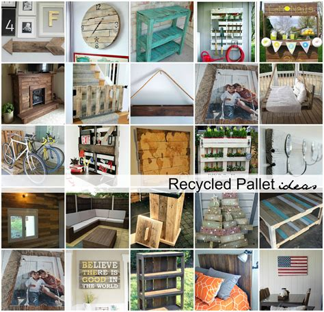 pallet crafts projects recycled pallet project ideas the idea room