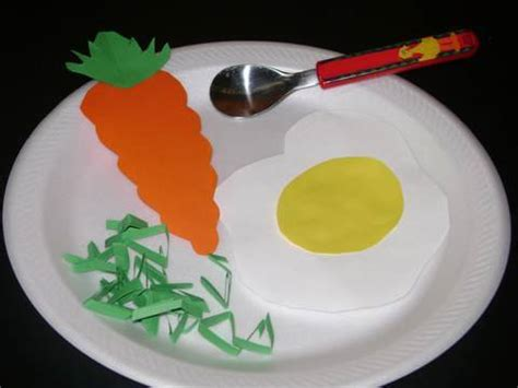 paper food crafts for easy foam crafts one eye friendly