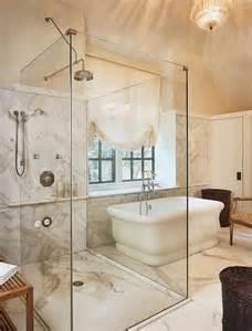 master bathroom shower master bathroom with freestanding shower transitional