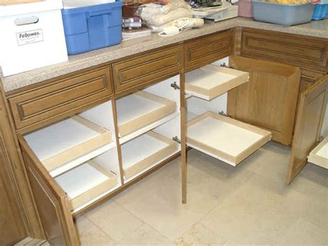 kitchen cabinet slides kitchen cabinet organization slide outs roll outs
