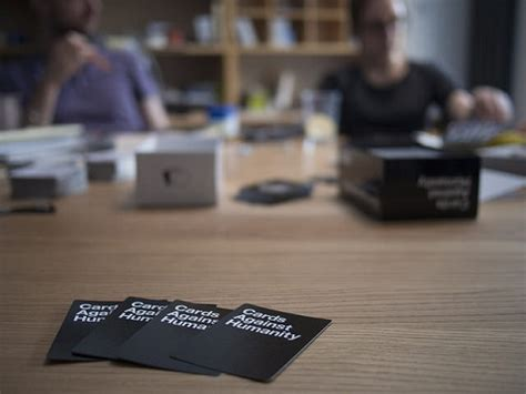 make cards against humanity cards against humanity s most surprising move yet