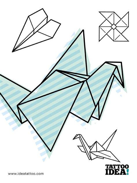 cool origami designs cool tattoos