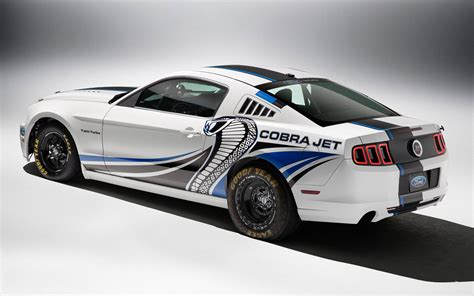 Ford Mustang Cobra Jet by Cars Model 2013 2014 Ford Mustang Cobra Jet Concept Gets