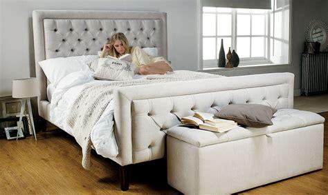 high bed frame kingsley high end bed frame all beds fishpools
