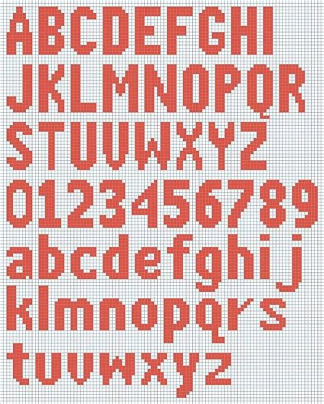 how to knit letters free knitted alphabet and numbers chart courtesy of