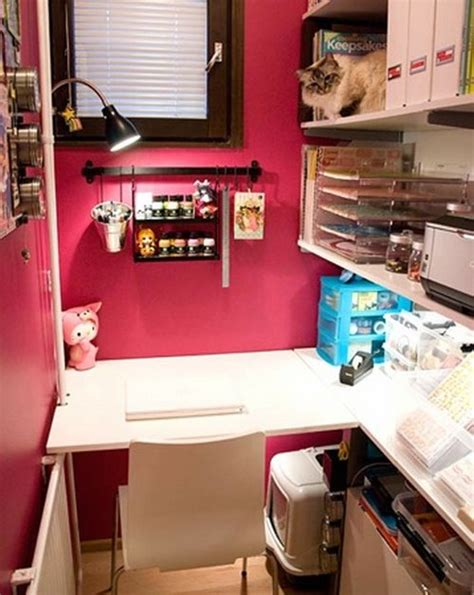 craft for small craft closets small work spaces