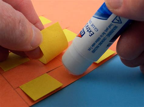 best glue for paper crafts how to weave paper place mats friday craft projects