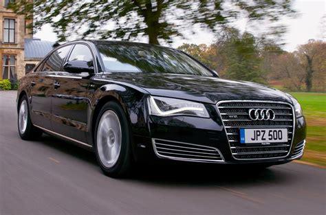 Audi A8 L W12 by Audi A8 L W12 Review Autocar