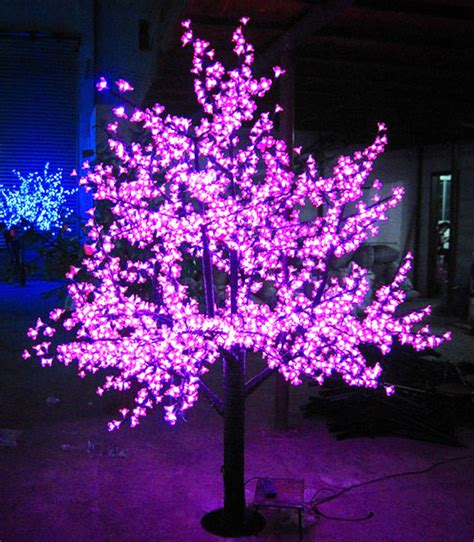 led tree outdoor led outdoor tree lights 2meters 1728 leds bright