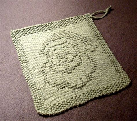 how to knit a dishcloth 6 steps 1000 ideas about knitted dishcloth patterns on