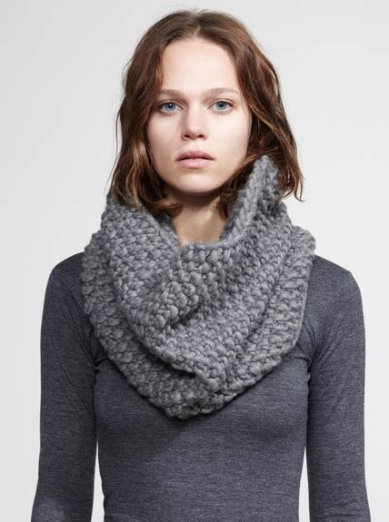 free knitting pattern for snood scarf snood dogg allfreeknitting