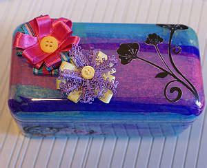 tissue paper box craft tissue paper craft