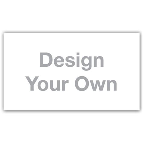design your own rubber st design your own business cards customizable iprint