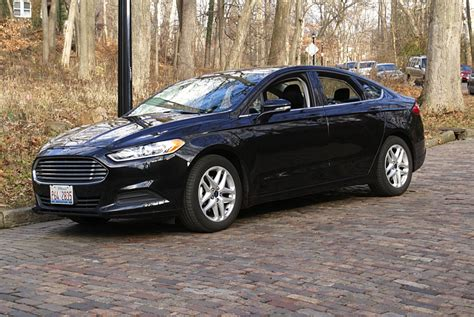 Ford Fusion Reviews 2015 by 2015 Ford Fusion Se 2 5 Rental Review