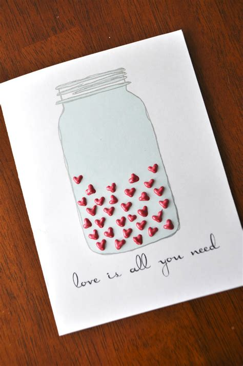 handmade to make diy valentines day cards for your husband your and