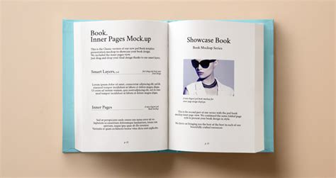 cover pages download psd hardback book inner mockup psd mock up templates