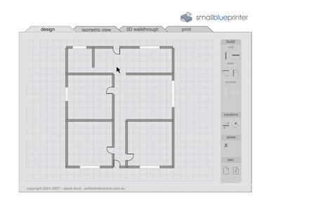 Homestyler Designer dise 241 ar plano sencillo de una casa o local