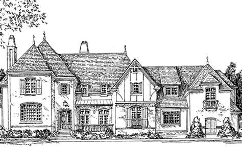 tudor house plans napolean mckay zorn associates p a southern