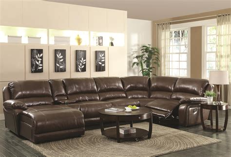 best sofa recliners best sectional sofas with recliners and chaise homesfeed
