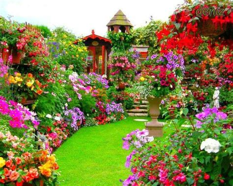 beautiful images of flower gardens so colorful garden beautiful beautiful garden