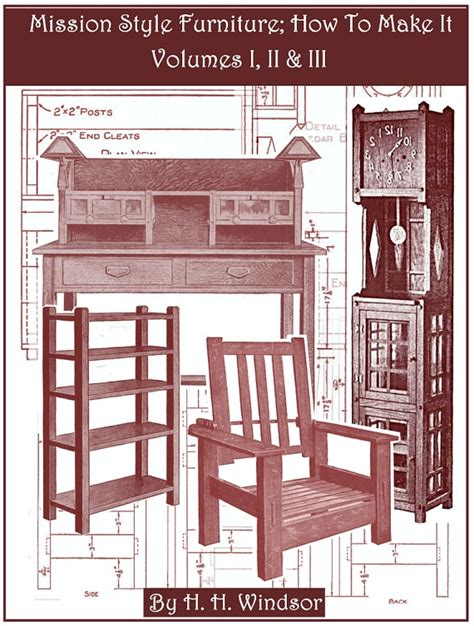 mission style woodworking plans woodworking furniture plans mission style by