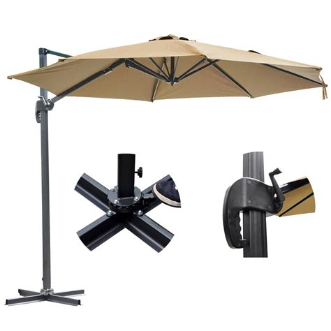 10 patio umbrella 10 cantilever patio umbrella 28 images coolaroo 10