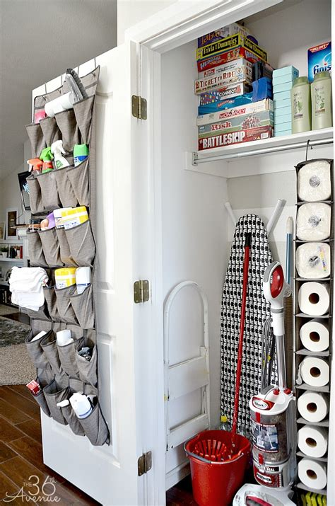 cleaning closet ideas cleaning tips diy cleaning closet the 36th avenue