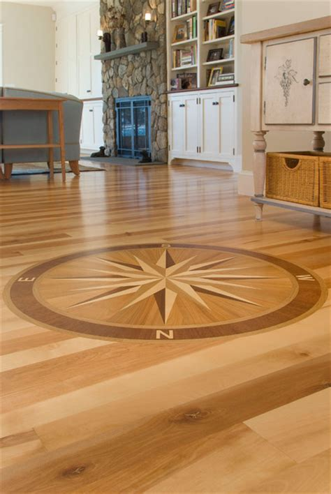 birch wood floors traditional living room boston by hull forest products