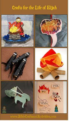 elijah and the widow crafts for 1000 images about elijah and elisha on