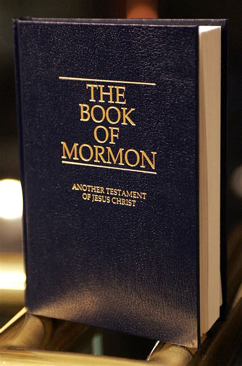 pictures of the book of mormon defending the faith how the book of mormon differs from