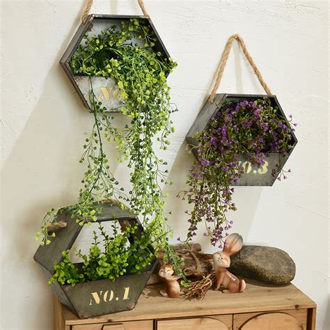 wall garden baskets buy wholesale metal hanging baskets from china
